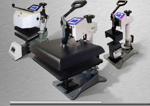 Multipurpose Heat Press Machines